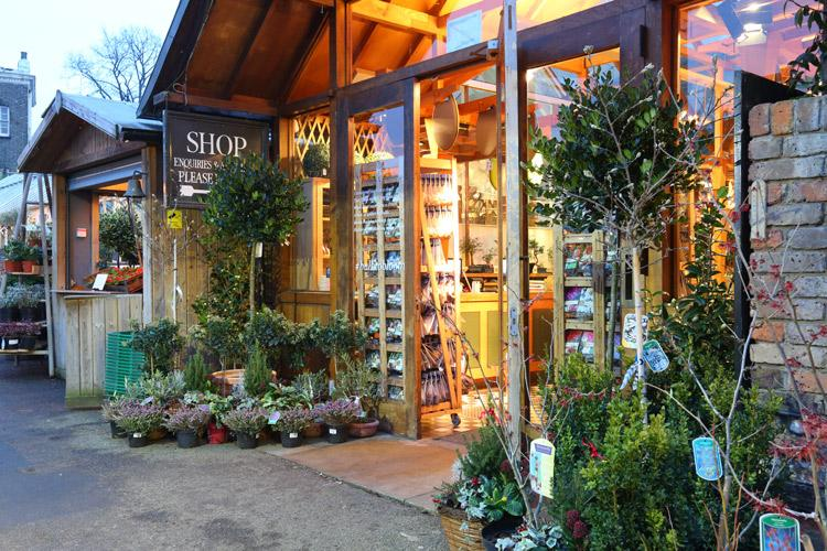 Clifton Nurseries London Shop