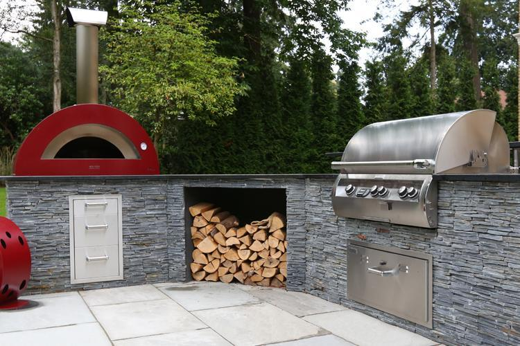 Clifton Nurseries Outdoor Kitchens