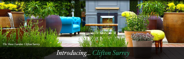 Clifton Nurseries - Show Garden