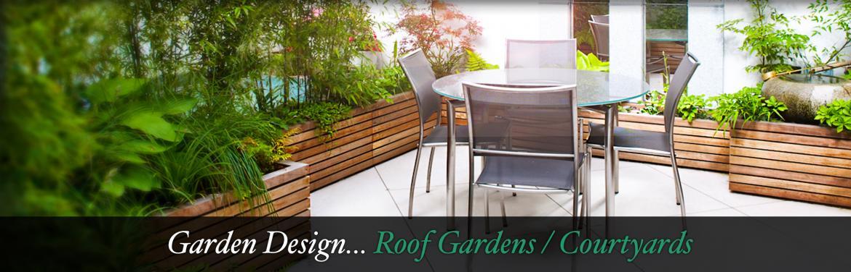Clifton Nurseries - Garden Design Rooftop Gardens and Courtyards