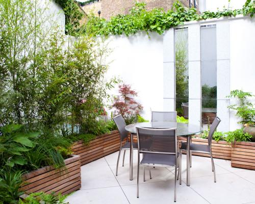 Clifton Nurseries Garden Design Services