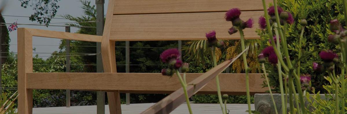 Clifton Nurseries alexander rose roble bench 4ft