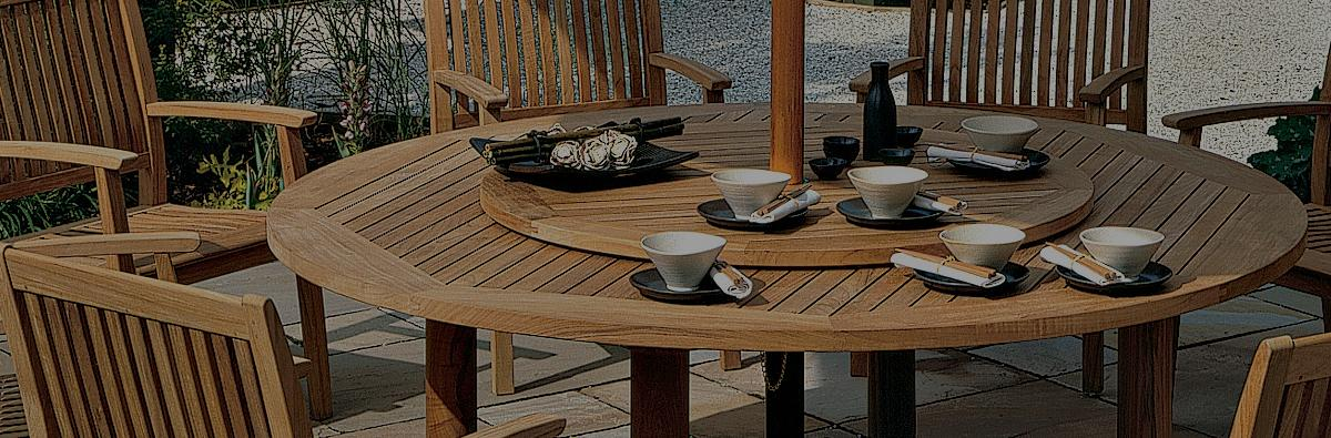Clifton Nurseries Barlow Tyrie Monaco 8 Seater Teak Outdoor Dining Set