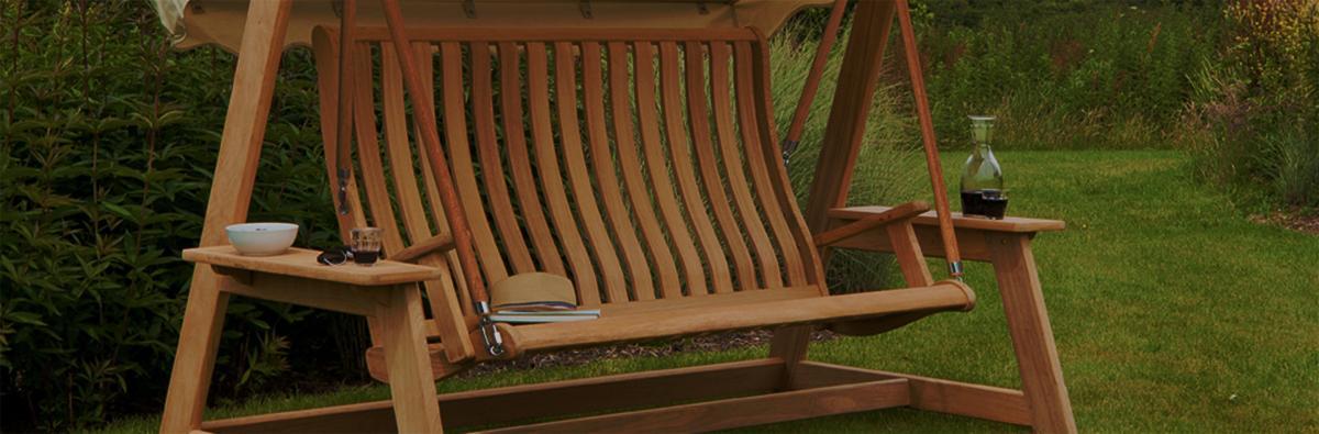 Clifton Nurseries alexander rose swing seat