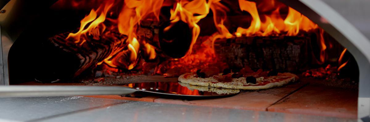 Clifton Nurseries Alfa Pizza Vela Peel set Holder