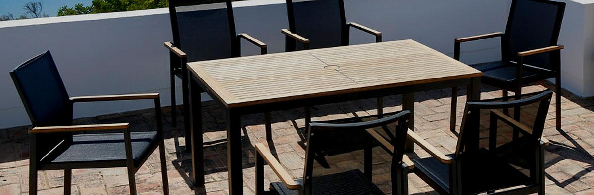 clifton nurseries barlow tyrie aura dining table150 furniture for your garden