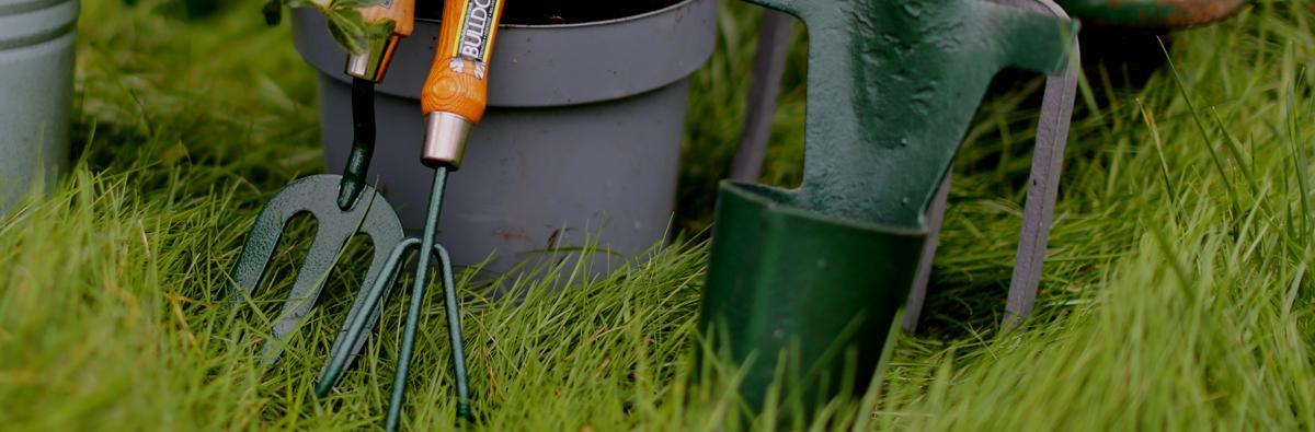 Clifton Nurseries Bulldog Tools Household Shovel Premier - Banner