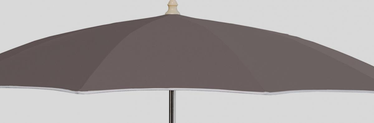 Clifton Nurseries Fermob Parasol