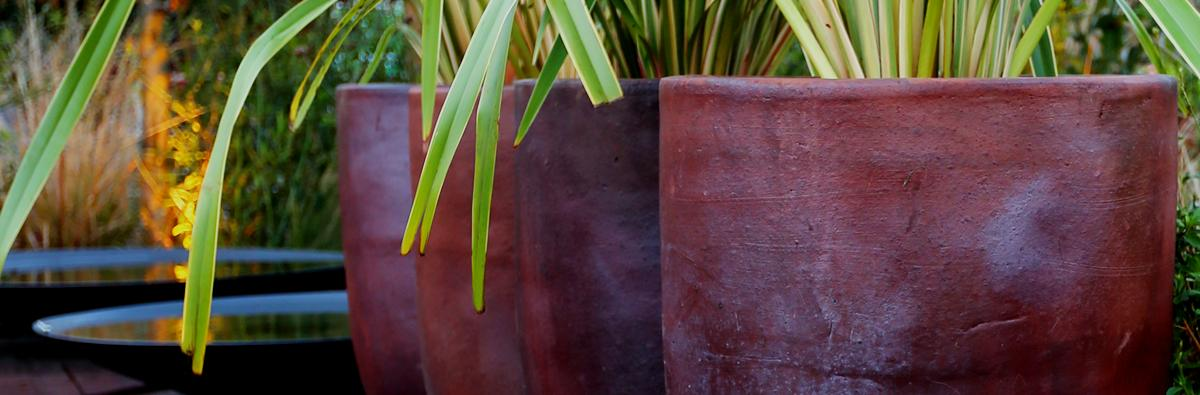 Clifton Nurseries Pot Company Ironstone Reus Planter