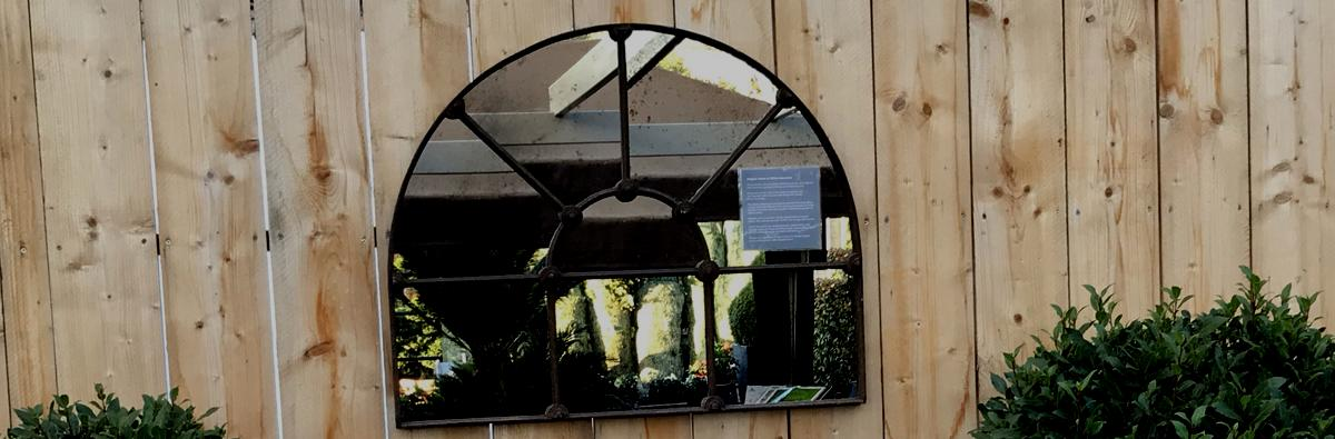 Oxford Orangery Mirror from Aldgate Home