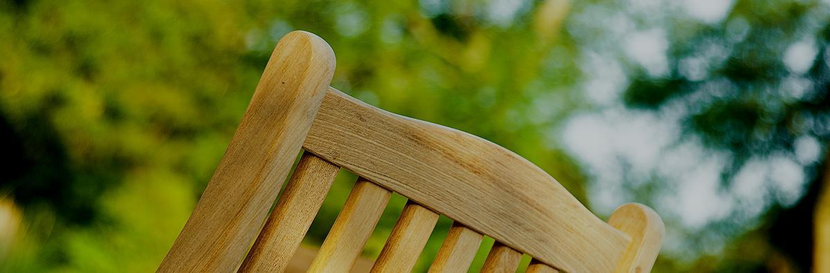 Clifton Nurseries alexander rose folding carver hardwood chair