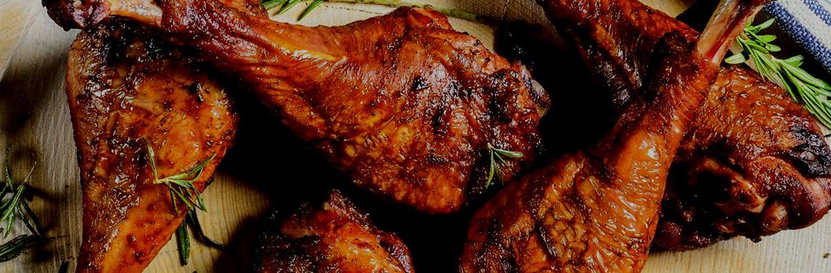Clifton Nurseries Traeger BBQ Grill Accessories Chicken Leg Wing Rack