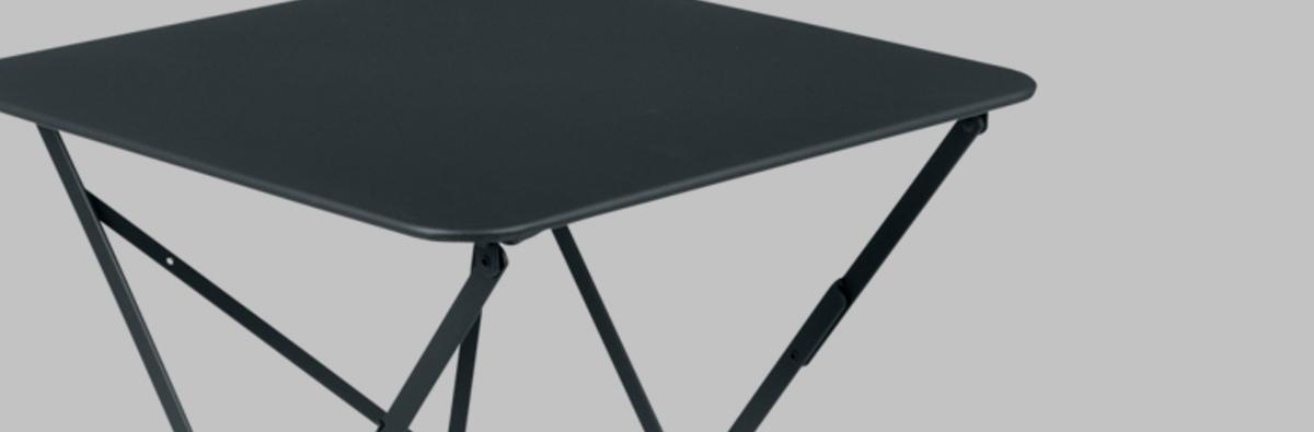 Clifton Nurseries Fermob Bistro Folding Table 57x57cm