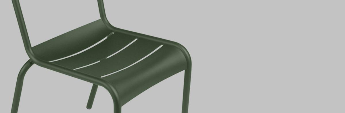 Clifton Nurseries Fermob Luxembourg Chair