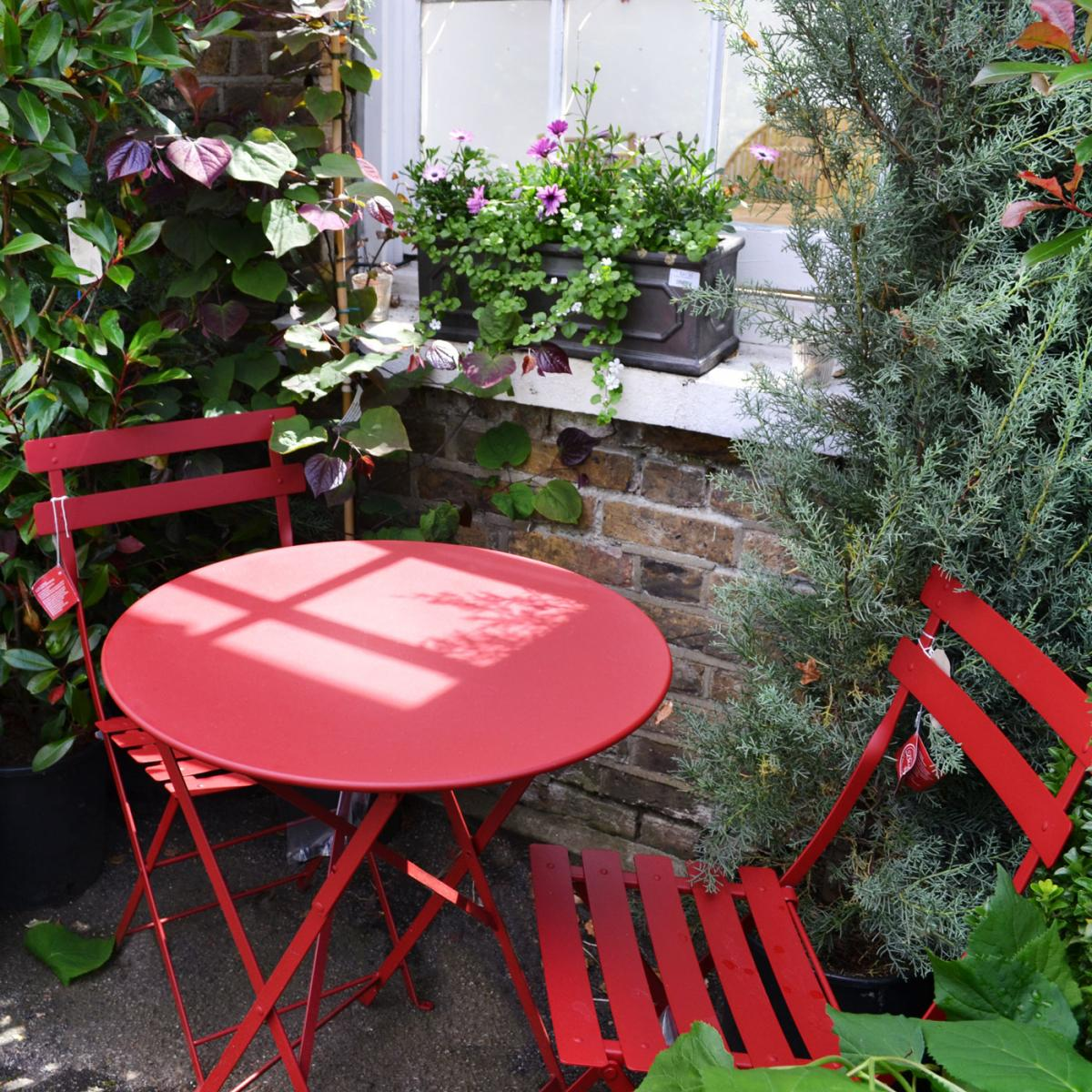 View The Full Image Clifton Nurseries Fermob Bistro Table