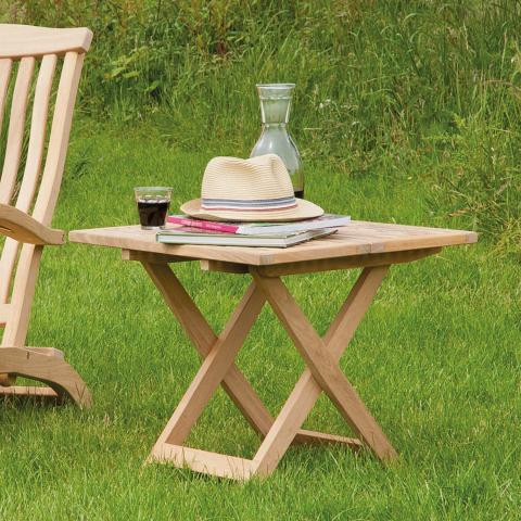 Clifton Nurseries Alexander Rose Folding Roble Occasional Table