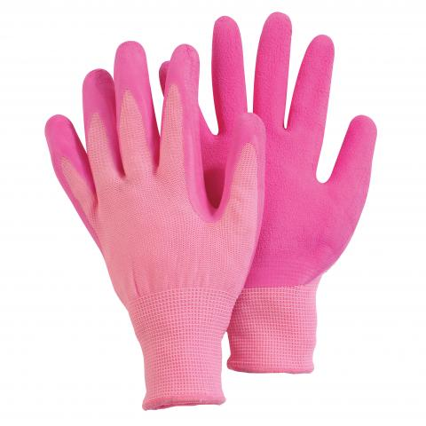 Clifton Nurseries briers gloves comfi pink ladies medium glove