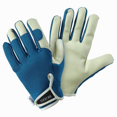 Clifton Nurseries briers soft pretty gloves lady gardener medium