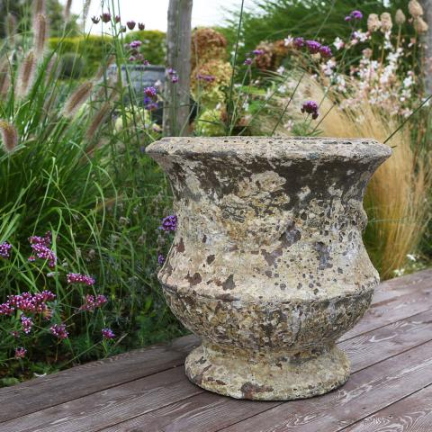Clifton Nurseries Holyrood Urn Salvage Small Planter Pots and containers 5424