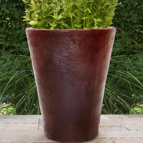 Clifton Nurseries pot company vilanova ironstone large garden planter