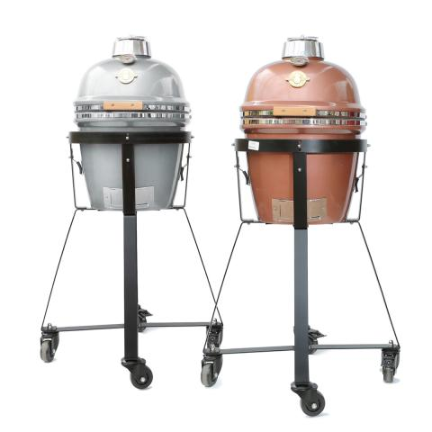 Clifton Nurseries ceramic grill dome small ready to cook set