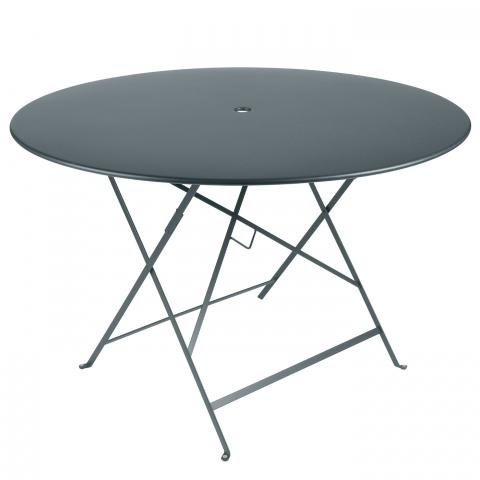 Clifton Nurseries Fermob Bistro Table D117- Storm Grey