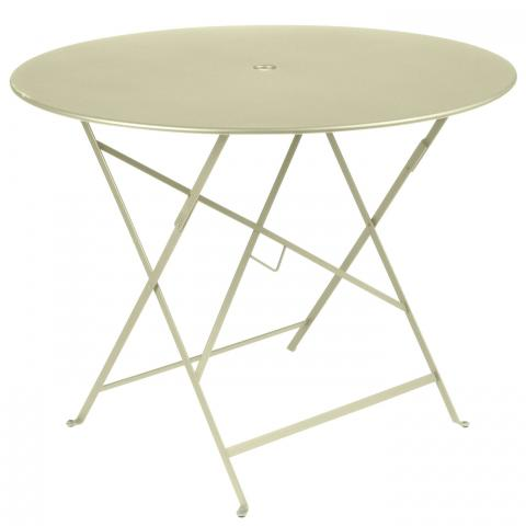 Clifton Nurseries Fermob Bistro Table D96 - Willow Green