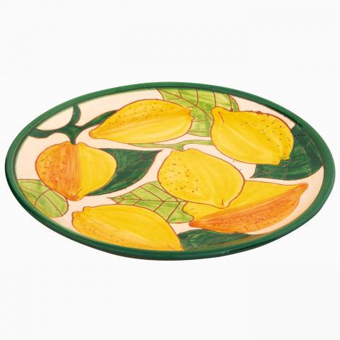Clifton Nurseries Verano Spanish Ceramics Lemons – Side Plate