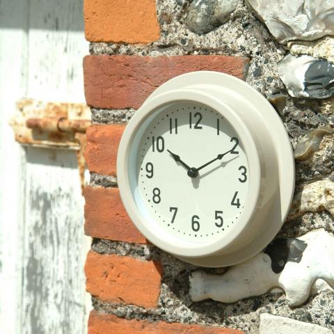Clifton Nurseries 8in Clock