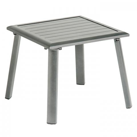 Clifton Nurseries Alexander Rose Portofino Lite Collection Sunbed Side Table