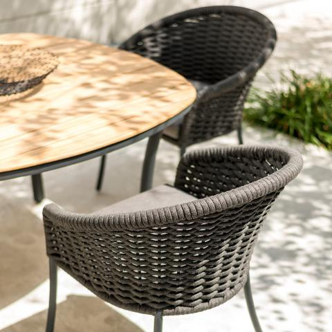 Alexander Rose Cordial Dining Chair at Clifton Nurseries