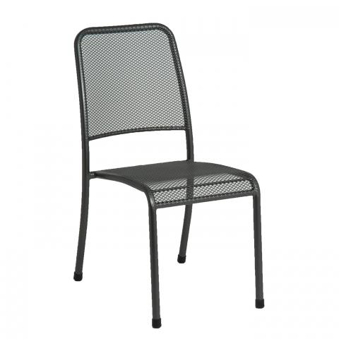 Alexander Rose Portofino Stacking Side Chair at Clifton Nurseries
