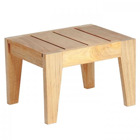 Clifton Nurseries Alexander Rose Roble Collection Sunbed Side Table