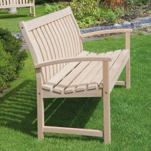 Clifton Nurseries alexander rose roble st george bench 3 seater
