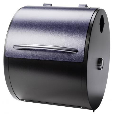 Clifton Nurseries Alfresco Chef Traeger Accessories Cold Smoker Blue Lid