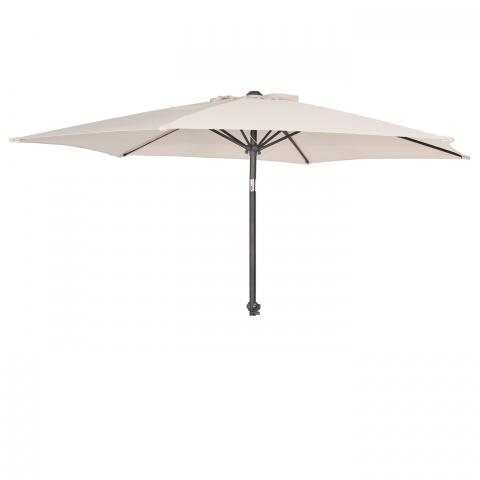 Clifton Nurseries Alexander Rose Aluminium Parasol 2.5m