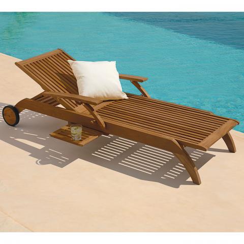 clifton nurseries barlow tyrie monaco sun lounger for garden or patio