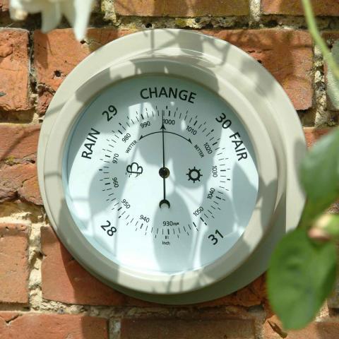 Clifton Nurseries Barometer