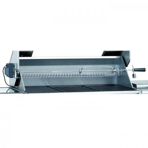 Clifton Nurseries Beefeater 4 Burner Rotisserie
