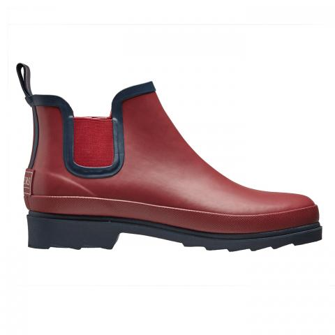 Clifton Nurseries briers chelsea waterproof boot claret navy ladies