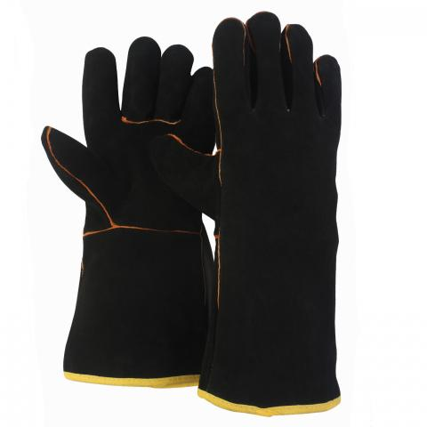 Clifton Nurseries briers gauntlet gardening gloves large black