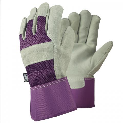 Clifton Nurseries briers ladies rigger gloves lavender