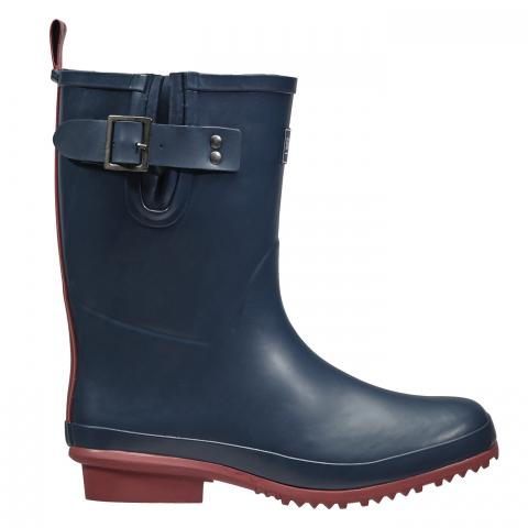 Clifton Nurseries briers short wellington boot navy blue