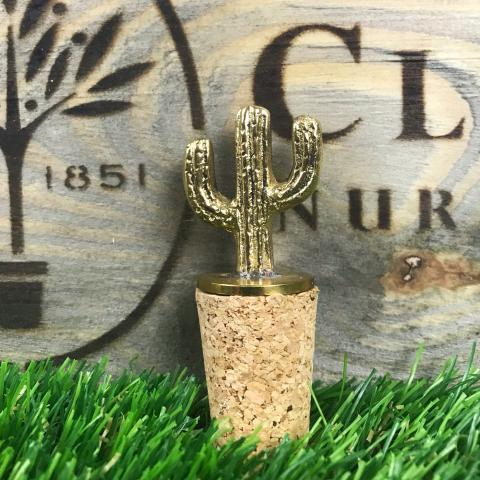Clifton Nurseries Cactus Bottle Stopper