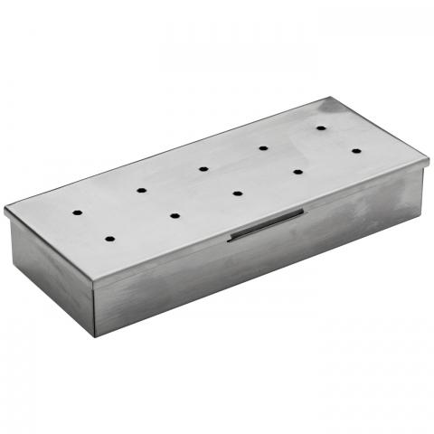 Clifton Nurseries Char-Broil Smoker Box - Stainless Steel