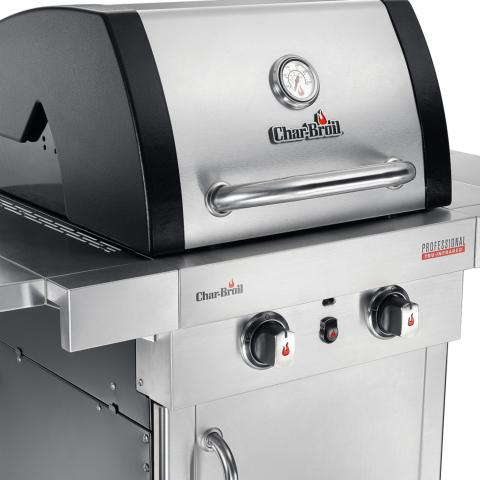 Clifton Nurseries - Char-Broil Professional 2200S BBQ