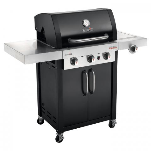 Clifton Nurseries Charbroil Professional 3400B BBQ