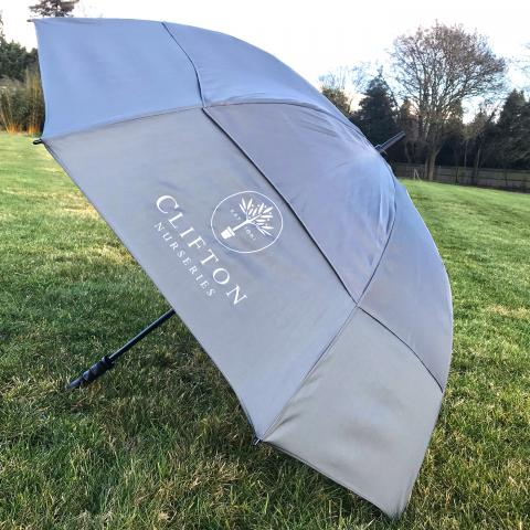 Clifton Nurseries Golf Umbrella