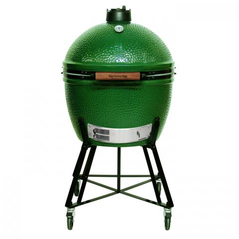 Clifton Nurseries Big Green Egg - Extra Large Egg with Metal Nest and Handler