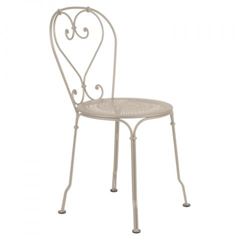 Clifton Nurseries Fermob 1900 Chair - Nutmeg